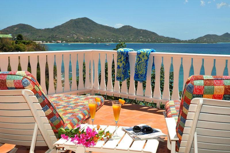 Sun Deck - Frangipani - Carriacou - rentals