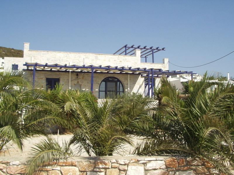 Spacious, Modern and Comfortable Sea View - Image 1 - Parikia - rentals