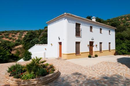El Cortijo - 3 bedroom restored house at Molino la Ratonera - Zagra - rentals