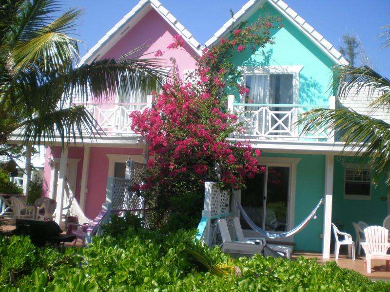 Exterior of Key Lime and Lilac - Key Lime Cottage at Diamonds bythe Sea - Freeport - rentals