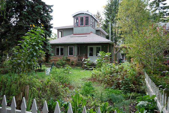 4 Dacotah street view - Smiley's Bed & Breakfast on the Toronto Islands - Toronto - rentals