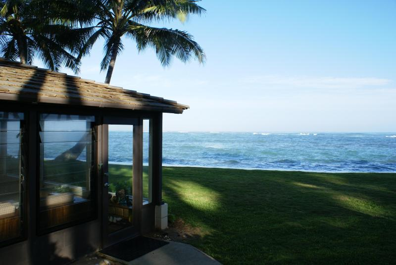 Ocean Front Paradise on the North Shore - Image 1 - Waialua - rentals