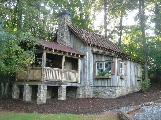 Hickory Cabin - Image 1 - Candler - rentals