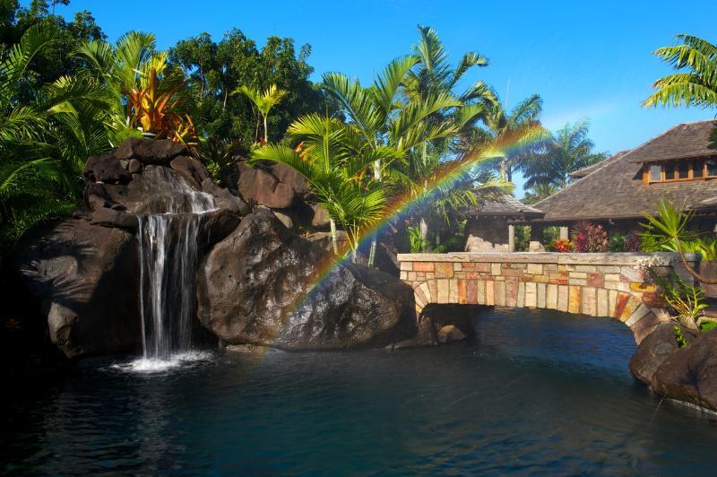 The Finest Pool On Kauai - Anini Vista Estate - Luxury Kauai Vacation Rental - Kilauea - rentals