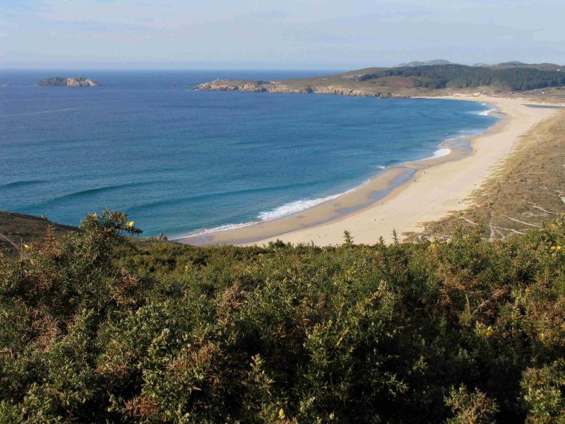 the beach - La Entretenida , house in the coast of Galicia - El Ferrol - rentals