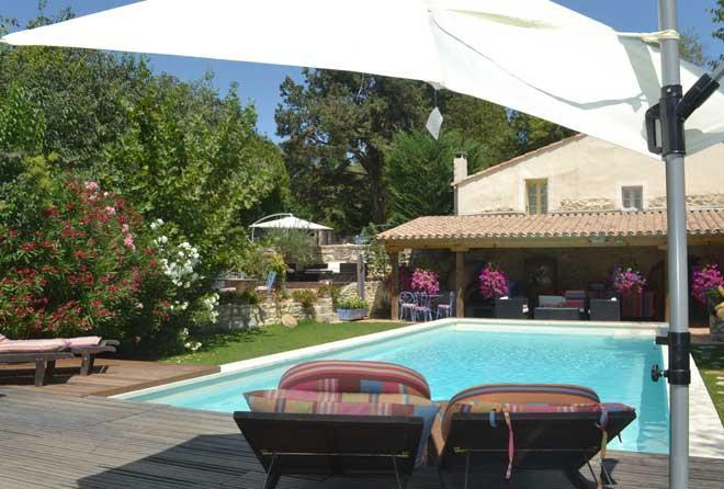 "Provencal sunshine is everywhere! - ""La Bastide des Micocouliers"" 3 Bedroom St Remy Vacation Home with WiFi, at Provence Paradise - Saint-Remy-de-Provence - rentals"