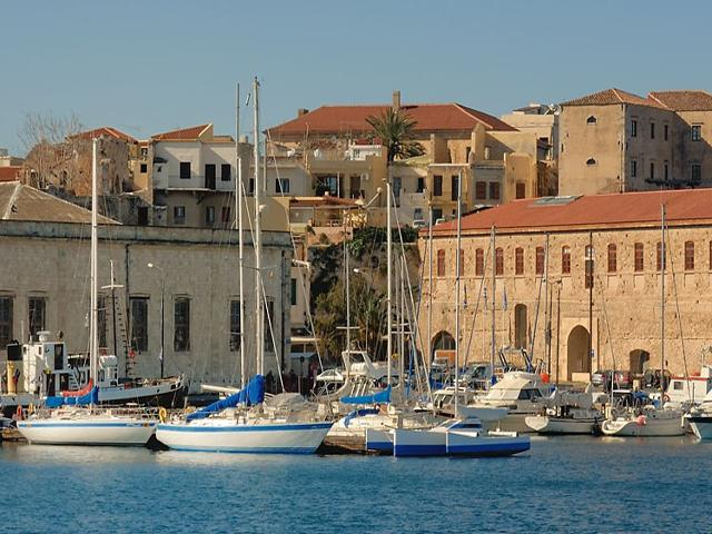 Old port of Chania - Iro Studios and Apartments in Chania town - Chania - rentals