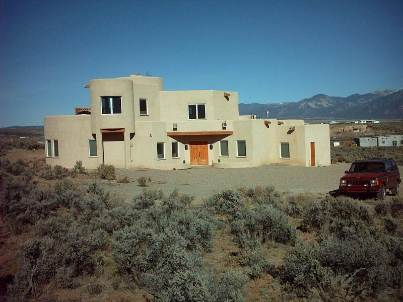 Casa Granada - 4,000 sq ft of Southwestern Luxury - Casa GranadaTaos CUSTOM Home-4000Sq Plan Your 2015 - Ranchos De Taos - rentals