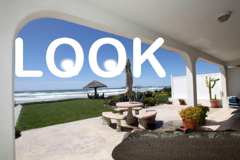 Beachfront Privacy - Rosarito Beach House - Rosarito - rentals