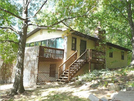 Mountain Lion Cabin - Image 1 - Luray - rentals