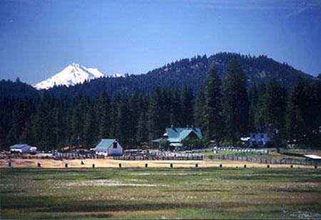 Green Springs Box R Ranch - Log cabin vacation  premier Ashland, Oregon Ranch - Ashland - rentals