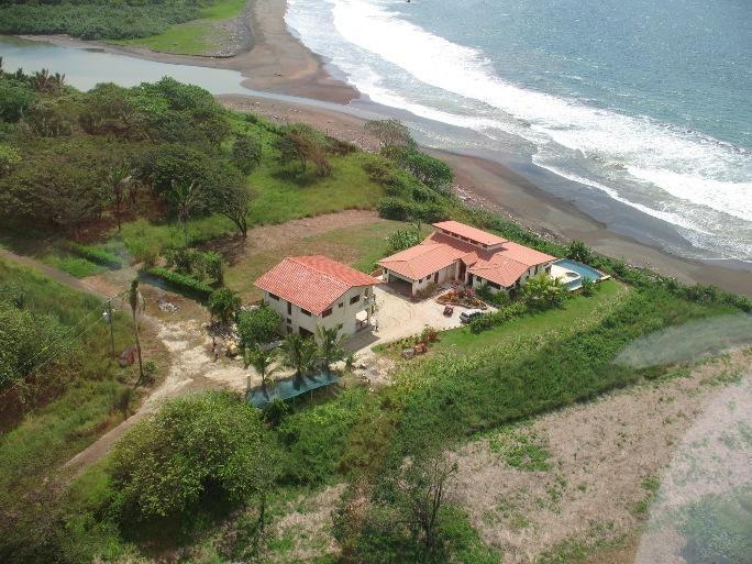 Vacation Home On The Beach At Playa Azul - Costa Rica Beach-Front  @ Playa Azul, Guanacaste - Marbella - rentals