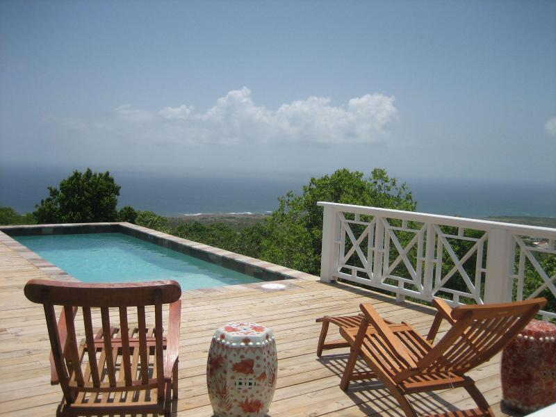 Beautiful Poolside Views - Adorable Cottage Known as Taj McCall - Nevis - rentals