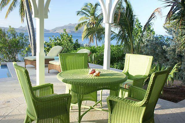 Just Steps from the Water - Wonderful West Indian Style Waterfront Home - Nevis - rentals