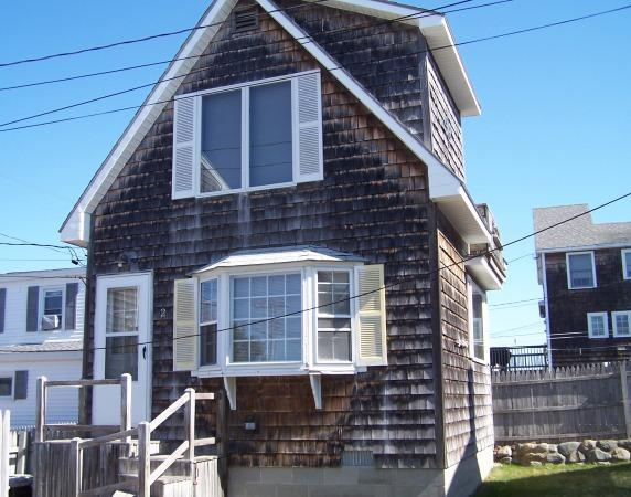 Cozinest south side - 1 bedroom cottage on oceanfront lot - Moody Beach - Wells - rentals