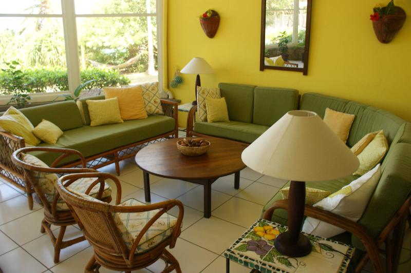 Fabulous Screened Porch - Beachfront Family Holiday Oasis - Nevis - rentals