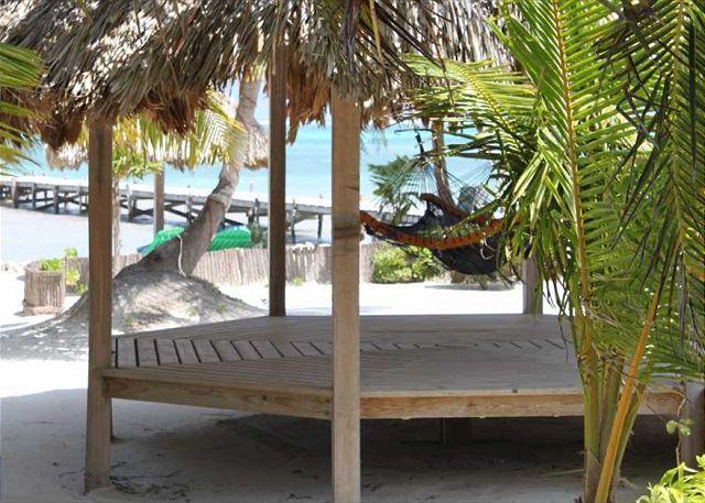 View from Porch - Deluxe 1 Bedroom Ambergris Caye Belize Condominium - San Pedro - rentals