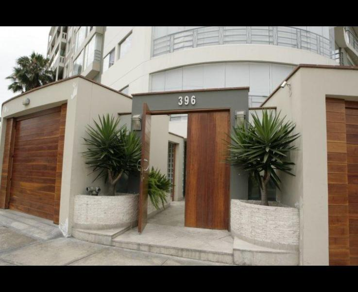 Front Entrance - Penthouse for rent in Miraflores/Barranco - Lima - rentals