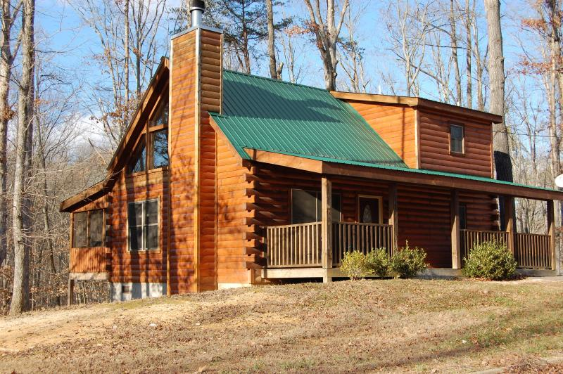 Quiet Retreat Cabin Near Douglas Lake - Image 1 - Dandridge - rentals