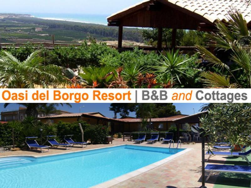 Breathtaking view Resort with Pool & Jacuzzi - Image 1 - Ribera - rentals