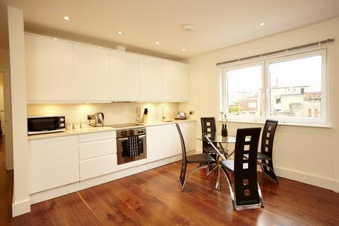Stylish Dining - The Grosvenor 2 Bedroom 1 Bathroom Apartment - London - rentals