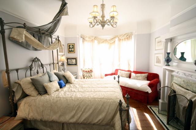Bedroom 2 - Victorian Cole Valley - San Francisco - rentals