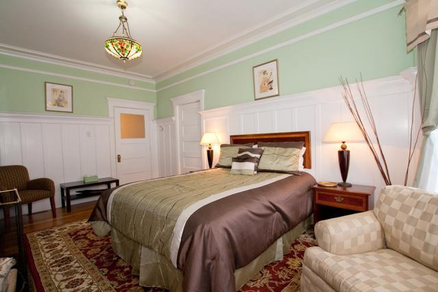Master bedroom - Comfortable Cole Valley - San Francisco - rentals