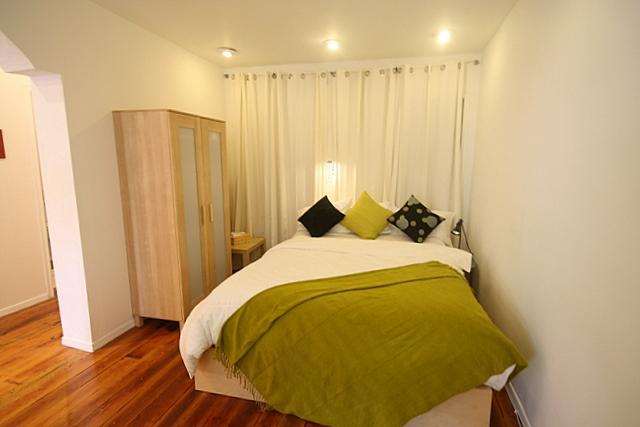 Bedroom - Carl Cole Studio - San Francisco - rentals