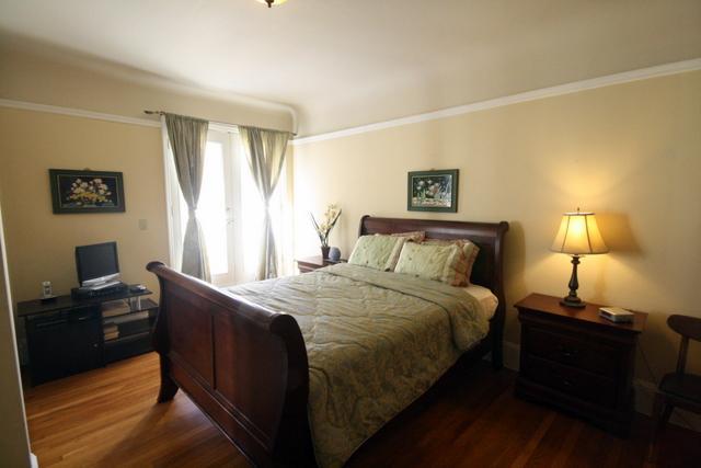 Master bedroom - Lombard St - Marina - San Francisco - rentals