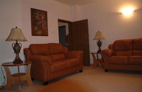 Sitting room with TV, DVD and comfortable sofas - 5 bedroom house with log fire & jacuzzi nr Cracow - Rabka-Zdroj - rentals