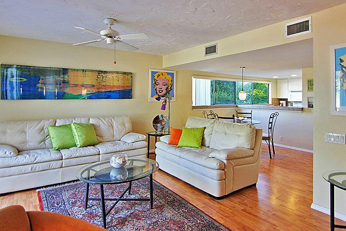 Bird's Nest beach vacation townhouses Gulf view - Image 1 - Bradenton Beach - rentals