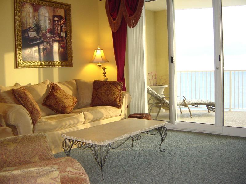 Oceanfront Luxury Penthouse, Resort near Pier Park - Image 1 - Panama City Beach - rentals