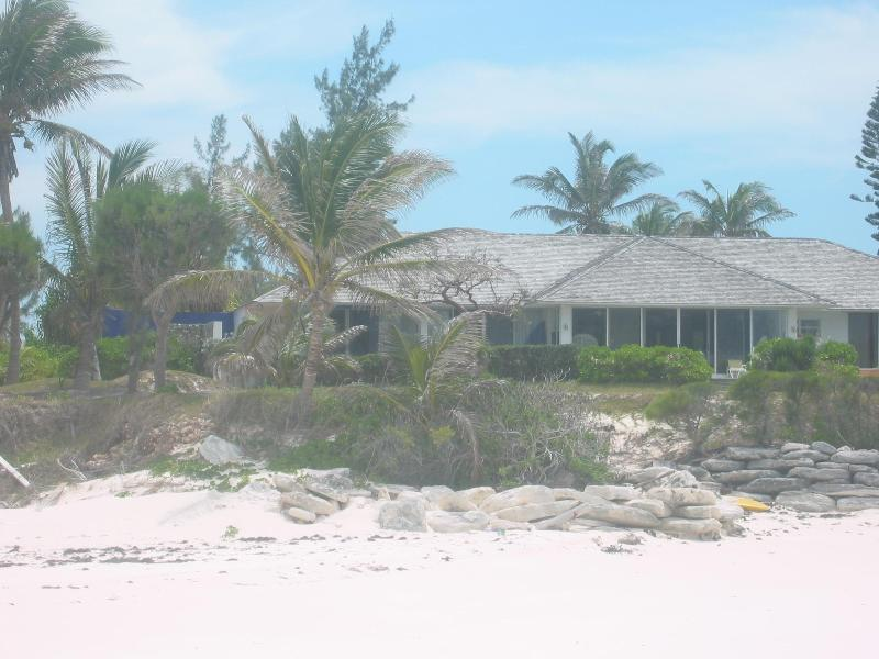 On the Rocks from the beach - Beachfront villa and  Beach Cottage - Governor's Harbour - rentals