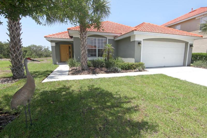 Front of House - 4bedroom Disney home with pool spa gamesroom wifi - Davenport - rentals