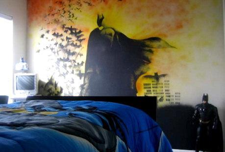Batman Dark Knight Themed Twin Room - Superb Florida Villa: 7 Beds 5min from Disney - Orlando - rentals