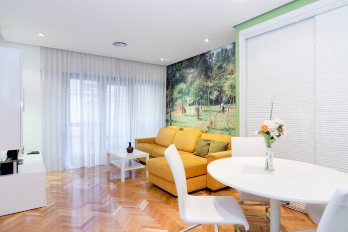 Living Room - Studio DINO, near the Prado Museum - Madrid - rentals