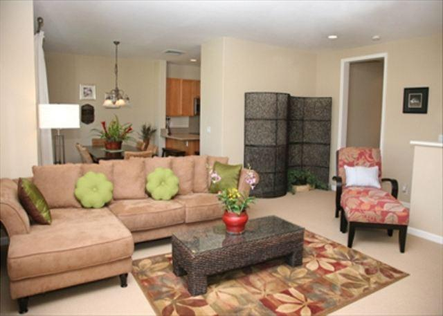15% off Available Summer Dates!! Spacious & Beautiful 2 bedroom Townhouse - Image 1 - Princeville - rentals