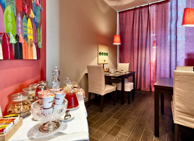 Breakfast room - Bigatt quality B&B Expo Milano 2015 and lakes - Milan - rentals