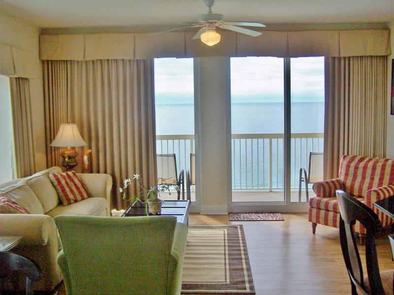 3 Bedroom Unit with Great Ocean View at Calypso Resort - Image 1 - Panama City Beach - rentals