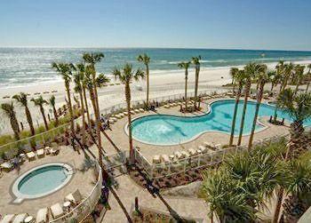 Luxurious Beach Front 2br plus bunks Amazing Views - Image 1 - Panama City Beach - rentals