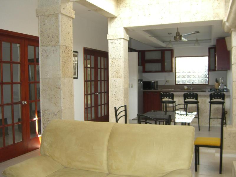 Living area - Historic Old Walled Cty Apts.(3 sizes- See rates.) - Cartagena - rentals