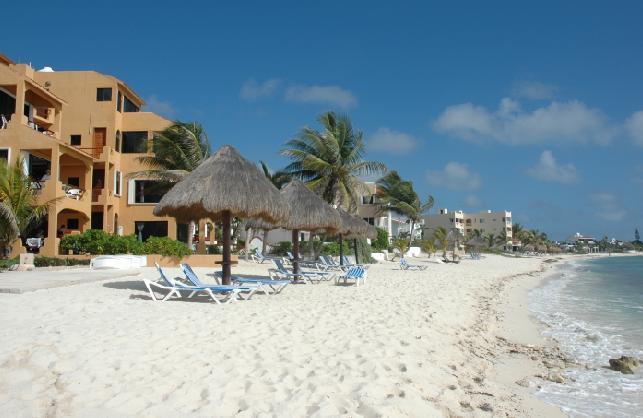 From the beach - Beachin' it in Akumal, MX - Akumal - rentals
