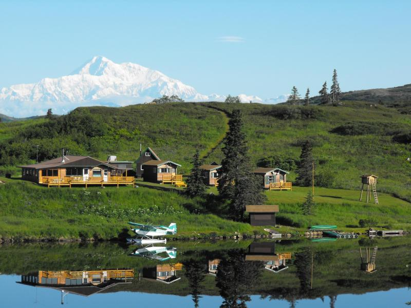 The Lodge - Caribou Lodge Alaska - Alaska - rentals