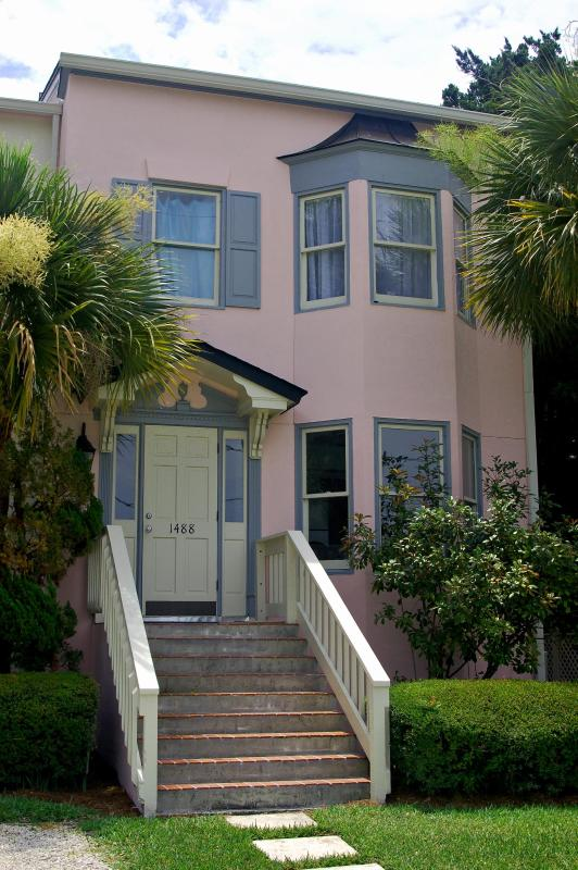 Vista Soleil offers private parking for two vehicles - Vista Soleil Townhouse:  St. Simon's Beach Getaway - Saint Simons Island - rentals
