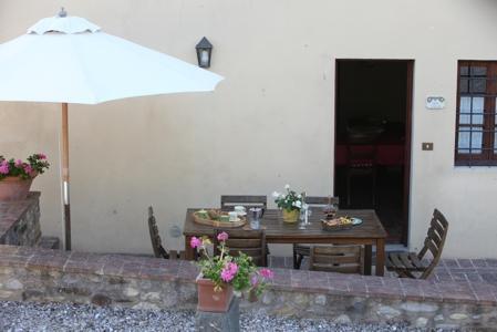Casa Vecchia Exterior - I Greppi di Silli Casa Vecchia - San Casciano in Val di Pesa - rentals