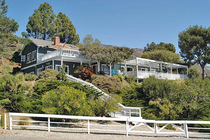 Exterior - Splendid Malibu Sanctuary. Weddings too! - Malibu - rentals