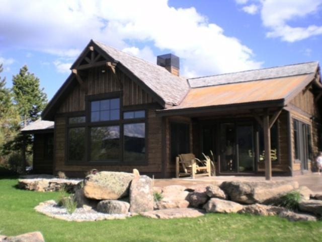 Summer View - Hebgen Lake, West Yellowstone Lake Cabin - West Yellowstone - rentals