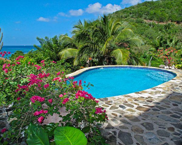 Villa Del Sole & Piccolo Sole at Mahoe Bay, Virgin Gorda - New Gazebo, Private Pool, Communal Tennis - Image 1 - Mahoe Bay - rentals
