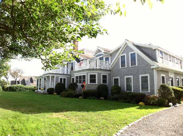 Main House - Front View - Beautiful Cape Cod Compound Walk to Beach - HA0403 - Harwich - rentals