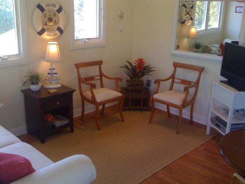 Living Room - Cozy Cabana - Santa Barbara - rentals